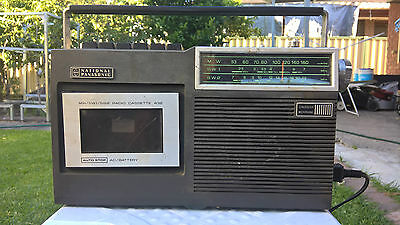 National Panasonic RQ-432DS Radio
