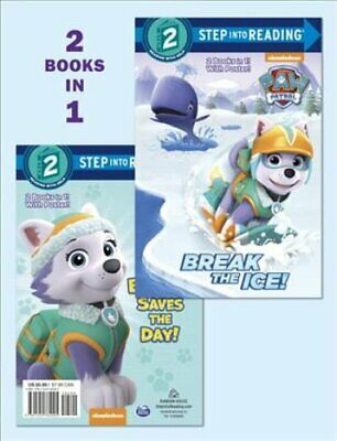 Break the Ice!/Everest Saves the Day! (Paw Patrol) 9781524764005