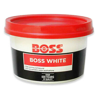 BOSS PIPE JOINTING COMPOUND JOINT SEALANT NAT GAS WATER THREAD PASTE SEAL 400g