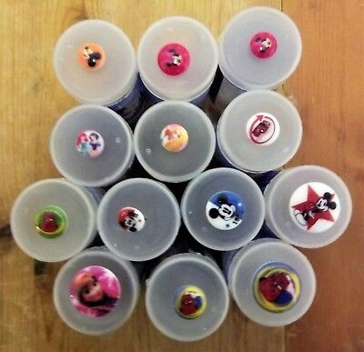 job lot disney buttons assorted micky mouse mini mouse princess cars