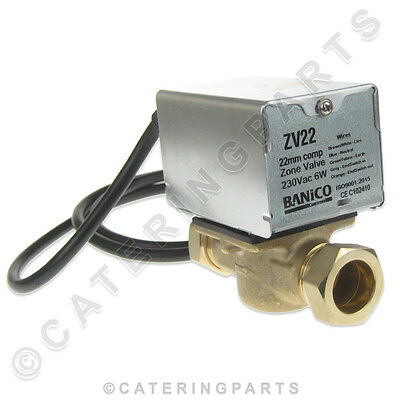 2 Port Motorized Zone Valve For Central Heating Hot Water Boiler System Banico