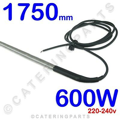 FLEXIBLE DEFROST HEATING ELEMENT 1750mm UNIVERSAL FRIDGE EVAPORATOR COIL 600W