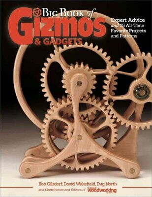 Big Book Of Gizmos & Gadgets by Gizmos and Gadgets 9781565239012