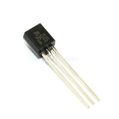 2N3904 Transistor NPN TO-92 - TR011
