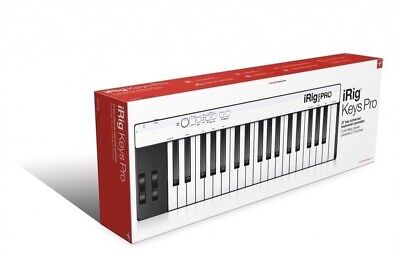 IK Multimedia iRig Keys Pro Interface for iPhone, iPod touch, iPad and Mac/PC
