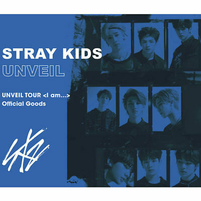 STRAY KIDS UNVEIL TOUR <I am...> MD Official Authentic Goods + Tracking Num