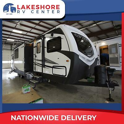2017 Outback 332FK Front Kitchen Travel Trailer By Keystone RV
