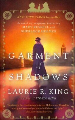 Mary Russell and Sherlock Holmes: Garment of Shadows : A Novel of Suspense...