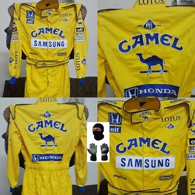 CAMELGo Kart Race Suit CIK FIA Level 2 Approved with free gift Gloves