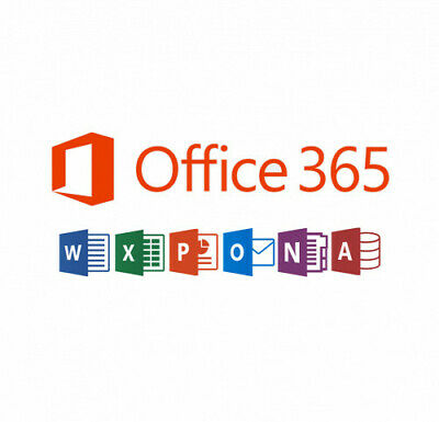 Microsoft Office 365 Pro Plus 2016 LIFETIME 5 devices/5tb