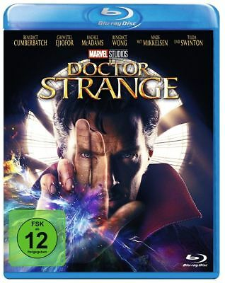 Doctor Strange - Marvel  Blu-ray
