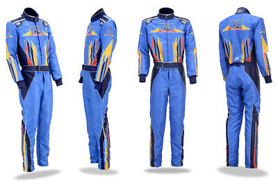 Omp Fa Racing Kart  Suit Cik Fia Level Ii (Sublimation Printing )