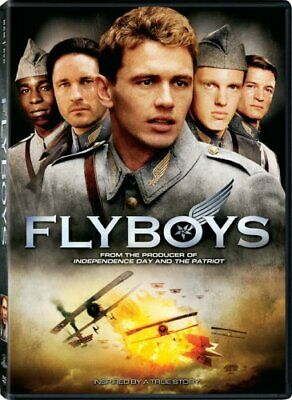 Flyboys (Widescreen Edition) - DVD (Like New)