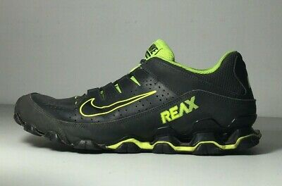 huge selection of e5bf7 45cbf Mens Nike Reax 8 TR 616272-036 Anthracite Black Volt Size 12