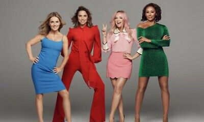 SPICE GIRLS TICKETS 2019 UK TOUR Wednesday 29th May 2019 GOLD CIRCLE x 2!!!