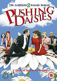 Pushing Daisies Complete Second Season Series Two R2 Dvd Boxset New/Sealed