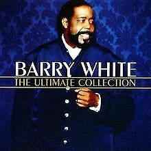Barry White-the Ultimate Collection von White,Barry   CD   Zustand akzeptabel