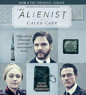 The Alienist by Caleb Carr 9781508257332 (CD-Audio, 2018)