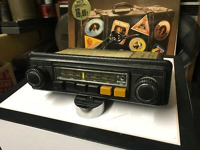 Autoradio philips vintage 60s