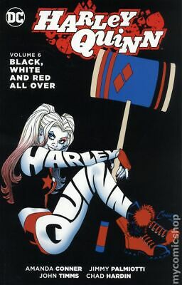 Harley Quinn TPB (DC Comics The New 52) #6-1ST 2017 NM Stock Image