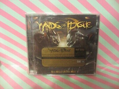 WINDS OF PLAGUE The Great Stone War CD + DVD NEW HOT TOPIC EXCLUSIVE