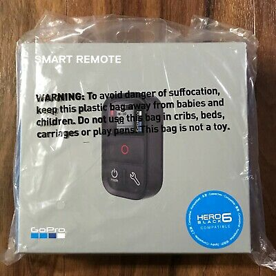 GoPro NIB Wi-Fi Control Smart Remote WiFi Hero 4 5 6 ARMTE-002 Waterproof RMMW2