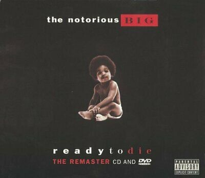 Notorious B.i.g. - Ready To Die (Remastered Explicit Version) - CD/DVD - New