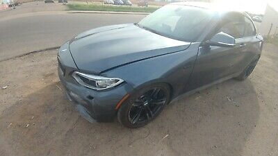2017 BMW M2 Base Coupe 2-Door Executive Package, Low Mileage, 6-Speed Manual, One Owner M power f87