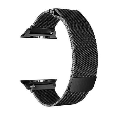 Milanese Loop Strap for Apple Watch Band 38mm 42mm Stainless Steel Bracelet Magn