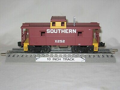 Southern Srr Moderate Price Toys & Hobbies Atlas O Industrial Rail O-27 Flat Car With Load