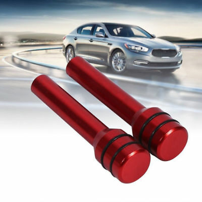 2pcs Aluminum Alloy Universal Car Truck Interior Door Lock Knob Pull Pin
