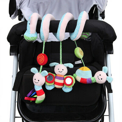 Hanging Baby Rattles New Style Revolves Around the Bed Stroller Toy Car Lathe