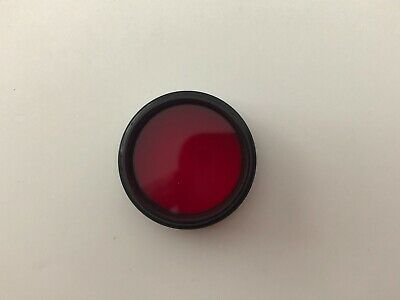 Celestron No. 25 Red Filter - 25mm (Telescope, camera, camcorder)