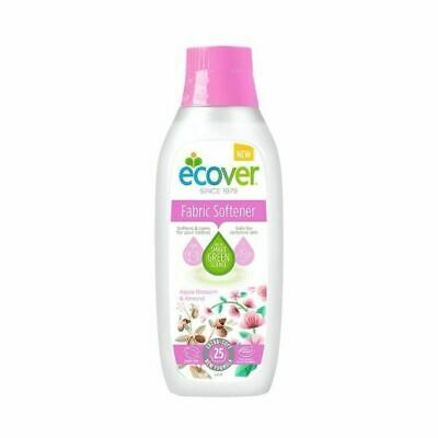 Ecover Fabric Softener - Apple Blossom & Almond [15Ltr] (8 Pack)