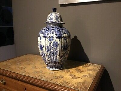 Grand vase Delft made in Holland