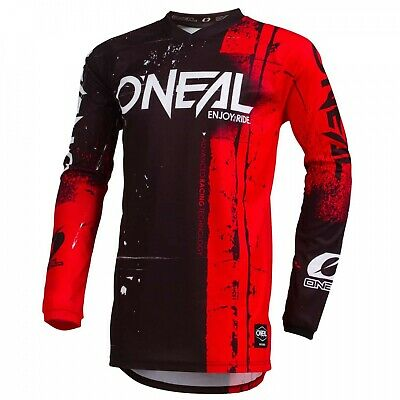 ONEAL Element Jersey SHRED rot