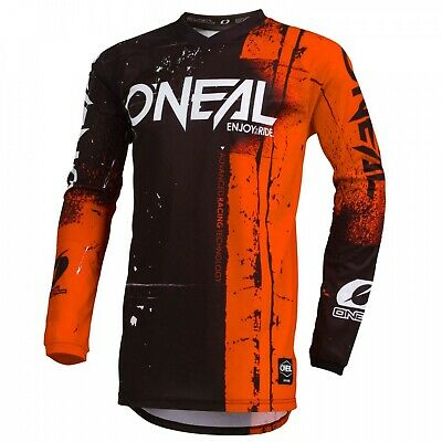 ONEAL Element Jersey SHRED orange