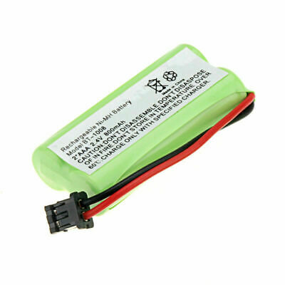1pc Pro Cordless Phone Rechargeable Ni-MH Battery 800mAh 2.4v For Uniden BT-1008