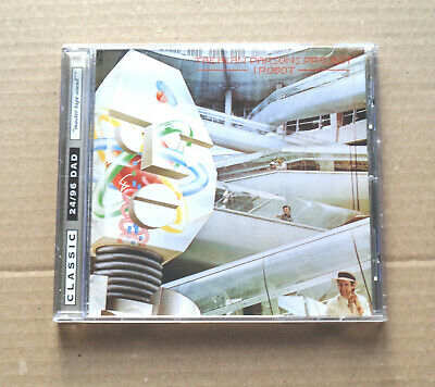The Alan Parsons Project I Robot DAD 24/96 Disc DVD Audio