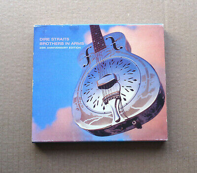 Dire Straits Brothers In Arms 20th Anniversary Edition Dualdisc CD 5.1 DVD Audio
