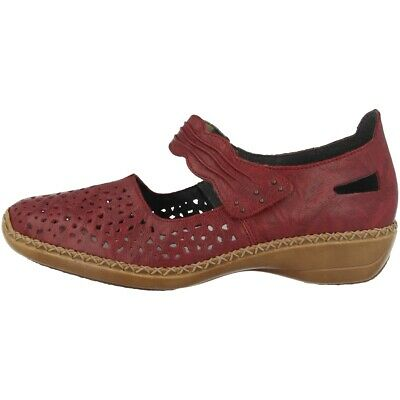 Details about Rieker Muggia Louisiana Shoes Women's Pumps Anti stress Slippers Medoc 43722 35
