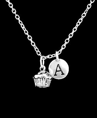 Muffin Cupcake Necklace Lariat Best Friend Sister Mother/'s Day Gift Jewelry
