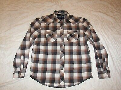 d27b1c34d7 Men s American Eagle Outfitters Western Shirt - Snap Front - M - Vintage Fit