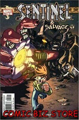 Sentinel Salvage #2 (2003) 1St Printing Bagged & Boarded Marvel Comics