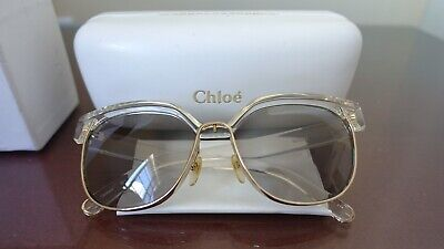 9165388fbf6e Chloe Authentic CE666S Crystal CE666S 971 Sunglasses For Women