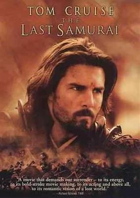 The Last Samurai (DVD, 2004, 2-Disc Set, Full-Screen)