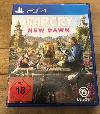 Far Cry New Dawn PS4 ****