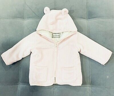 9c3b2f658 AMERICAN WIDGEON TODDLER Girls Double Breasted Faux Fureaster Coat ...