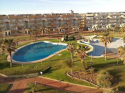 Holiday Apartment, Penthouse, 2 bed, Almerimar, Spain. W/C 25 May 19, Half Term
