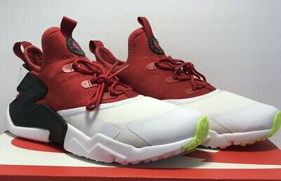 3d409ba158b9 Nike Youth Size 3.5Y Huarache Drift GS Red White Black Athletic Shoes  943344 601